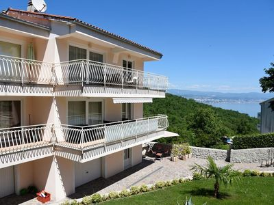 Photo for Apartment in Poljane (Opatija), capacity 2+2