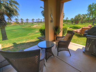 Photo for Need to work? Has Office Space/Printer! Make this Your Home in La Quinta Mountain View Country Club!