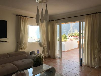 Photo for 3 bedrooms luxury apartment Los Gigantes Tenerife