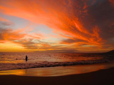 Photo for Beautiful Beachfront for the best views in Kihei