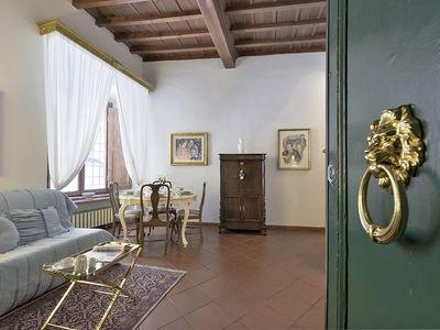Photo for Bardi Suite - Florence center near Ponte Vecchio 1 bdr