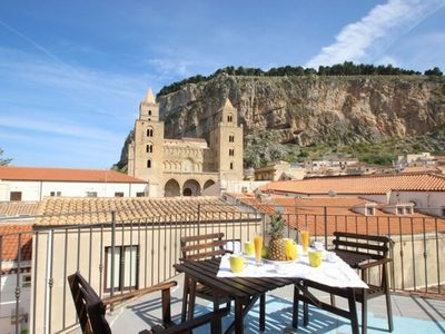 Photo for Terrazza di ruggero, with wonderful view