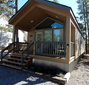 Make Whiskey Springs Cabin #2 your basecamp to explore Yellowstone