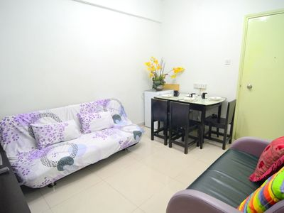 @Ladies Market, 3 Bdrm good to 9pax