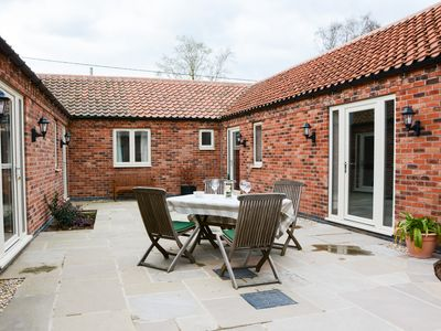Photo for The Old Dairy, luxury Barn ideally situated to explore rural Nottinghamshire