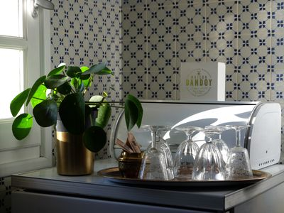 Photo for Uzès, historic center, beautiful comfortable and bright apartment.