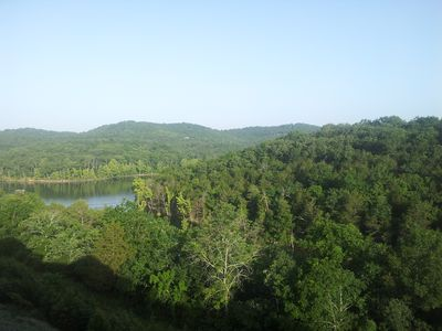Photo for Newly remodeled condo with private deck and view of table rock lake.