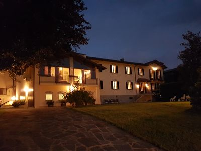 Photo for 5BR Country House / Chateau Vacation Rental in Appiano Gentile, Lombardia