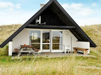 Photo for Peaceful Holiday Home with Roofed Terrace in Ringkøbing