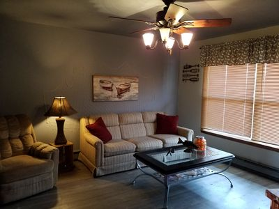 Photo for 2 BEDROOM APARTMENT/CONDO, MINUTES FROM ROARING RIVER