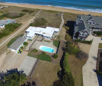 Photo for Clipper - Oceanfront Outer Banks Home with Private Pool - Southern Shores Realty