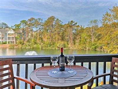 Photo for NEW Hilton Head Condo w/ Views & Pool Near Beach!