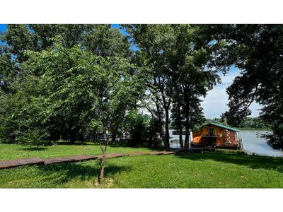 Photo for Floating House on the River - Apartment 1 (1 Full Bed)