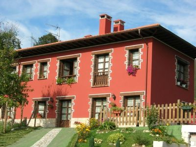 Photo for 1BR Apartment Vacation Rental in Cangas de Onís, Asturias