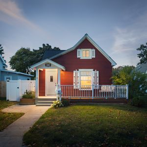 Old Town Cottage in Traverse City