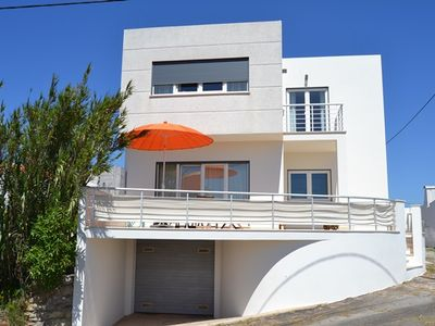 Photo for Contemporary house with large balcony near the beaches