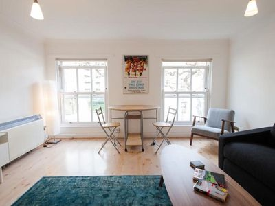 Photo for Spacious Dbl Bed Apartment In The Heart Of Centrally Located, Vibrant Kennington