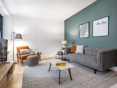 Photo for Chic Upper West Side 1BR w/ Doorman near Central Park by Blueground