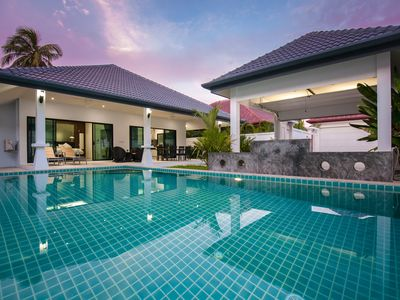 Photo for Ban Fasai New Private Pool Rawai 2BR