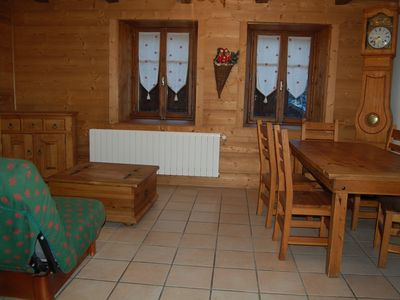 Photo for NEW - Apartment Morzine center 3 bedrooms 6/7 people