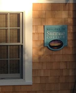 Welcome to Sunrise Cottage!