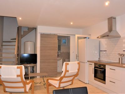 Photo for New cottage 15 minutes from Deauville and Cabourg with garden, parking, barbecue and wifi