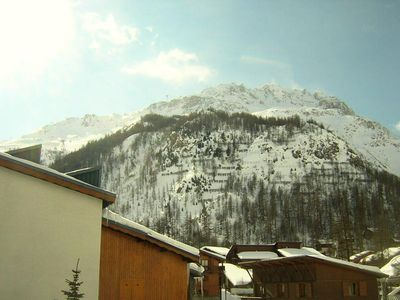 Photo for Large Studio in Val d'Isère resort center near the slopes - Large Studio 3 people