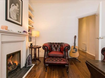 Photo for TMS Lovely Garden Flat in Fulham - 2 Bed