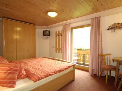 Photo for Double room with shower, WC - Haus Elisabeth