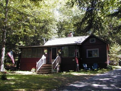 Photo for 3BR Cabin Vacation Rental in Huntington, Massachusetts
