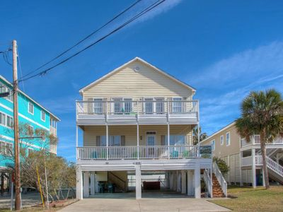 Photo for Almost Paradise, Magnificent Large House, Sleeps 32, Private Pool with Hot Tub in North Myrtle Beach