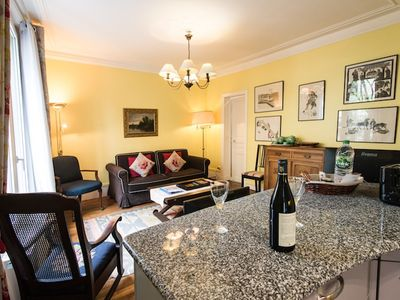Photo for Caulaincourt Classique beautiful 1-bedroom apartment in the heart of Montmartre