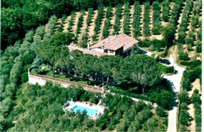 Photo for Holiday house Barberino Val d'Elsa for 18 persons with 9 bedrooms - Holiday house