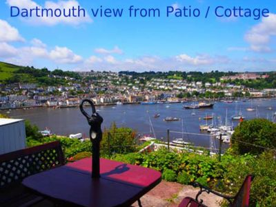 Photo for Truly Spectacular Panoramic Views Over R Dart Estuary, Dartmouth from all room