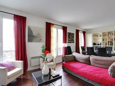 Photo for 313258 - A large family flat in the south of Paris, metro Gobelins