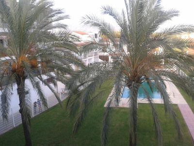 Photo for Apartment in residence with pool Empuriabrava