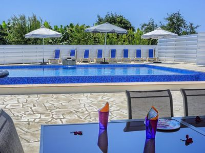 Photo for Vacation home Villa Deluxe Oniros 2 in Sea Caves-Peyia - 8 persons, 4 bedrooms
