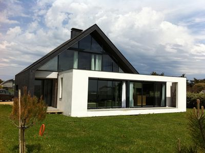 Photo for Architect house 150 meters from the beach
