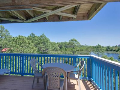 Photo for Peaceful setting and beautiful views of lovely Deer Lake!