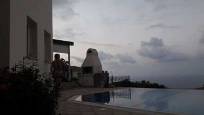 "Photo for Private Pool-3 bedroom Villa in KYRENIA""Karmi village""North Cyprus--Amazing view"
