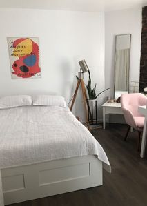 Photo for Stunning, clean and quiet studio in Little Italy!