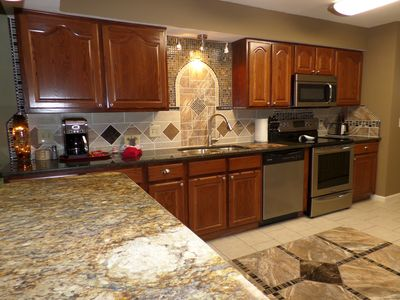 Photo for Stunning Remodeled Luxury Condo-Heart of Branson-Affordable-Indoor Pool-Spacious