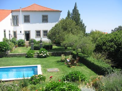 Photo for Castelo Novo: Mannor House, historical village, montain, tennis and swimingpool