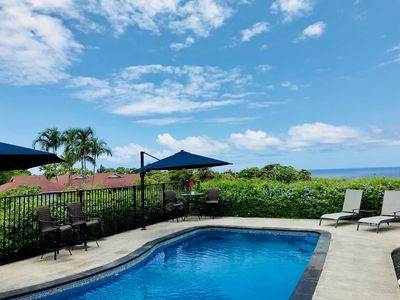 Photo for Stunning panoramic ocean view home. Located close to downtown and beaches