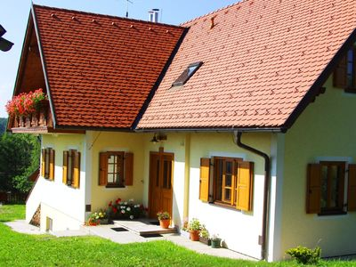 Photo for Quiet holiday home for sole use on the South Styrian Wine Road