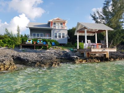 Photo for Waterfront Vacation Rental - Private & Quiet Location - Fully Air-conditioned