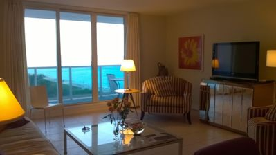 Photo for Oceanfront condo on South Beach