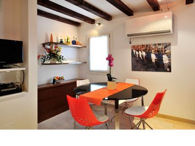 Photo for Apartment on the first floor, ideal for couples and families, Arsenale / Biennale