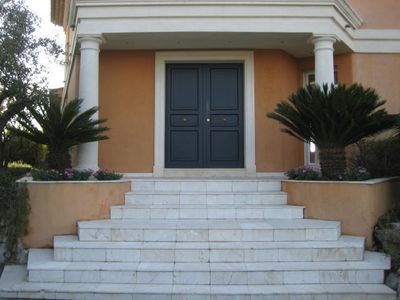 Photo for Luxurious villa in calm with panoramic sea view on the beaches PRICE ALL INCLUSIVE