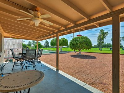 Photo for NEW Luxe Sun City Home w/Yard on South Golf Course
